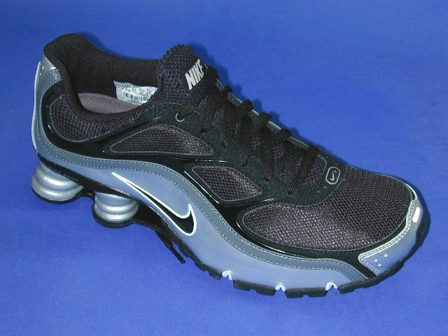 great fit 9be61 62a25 NIKE SHOX TURBO 9+ 366410 007 | NIKE MEN'S RUNNING SHOES ...