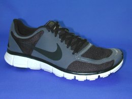 Cheap Nike FS Lite Run 4 Men's Running Shoes Black/Grey